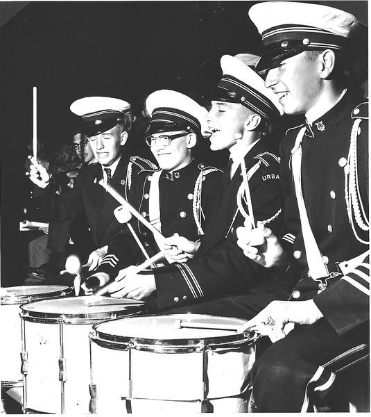 Drummers 1964