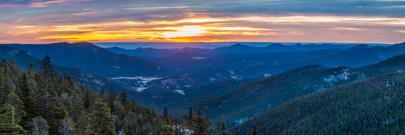 Squaw Pass Sunrise