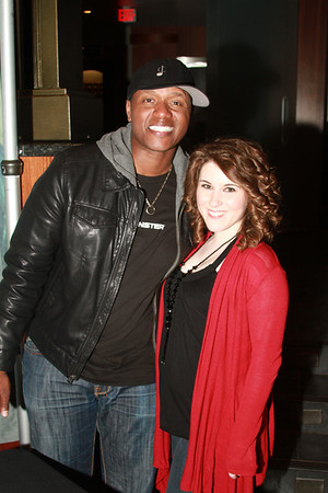 Javier Colon Meet and Greet