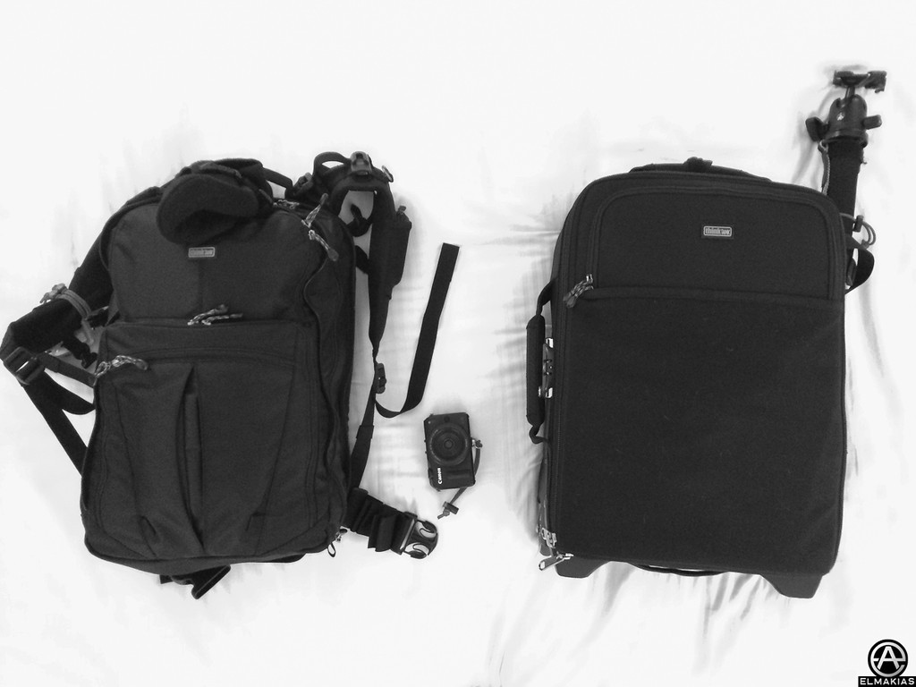 Adam Elmakias airpoort gear pack