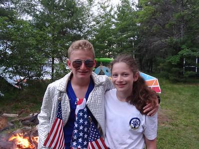 Campers Reunite!