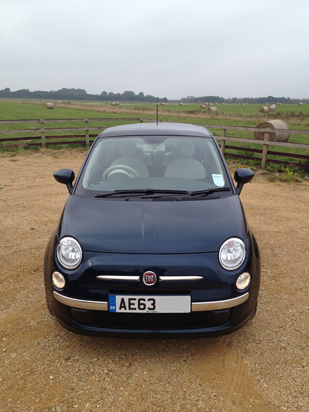 Fiat 500 - 2013 onwards