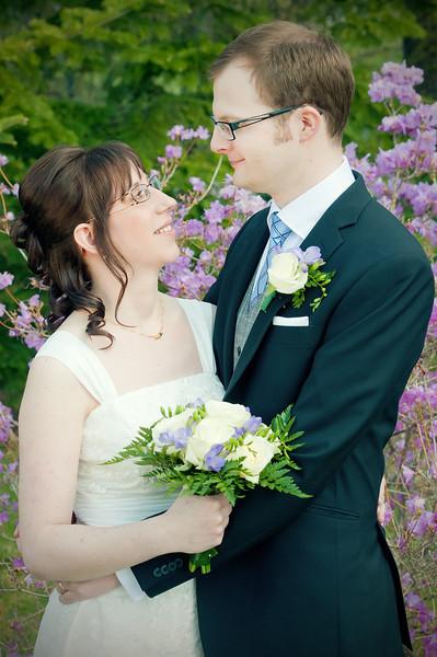 Wedding - Susanna and Rickard in Uppsala 2011