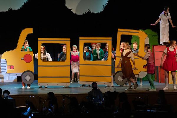 2021-03-23 | You're a Good Man, Charlie Brown (Dress Rehearsal #1)