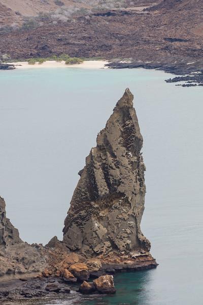 Pinnacle Rock on Bartolomé - Galapagos, Ecuador