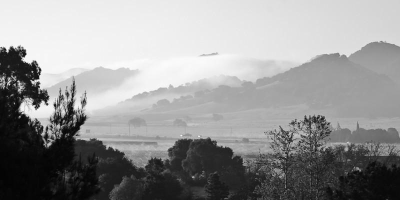 Santa Ynez Valley Spring 2009