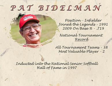 Pat Bidelman