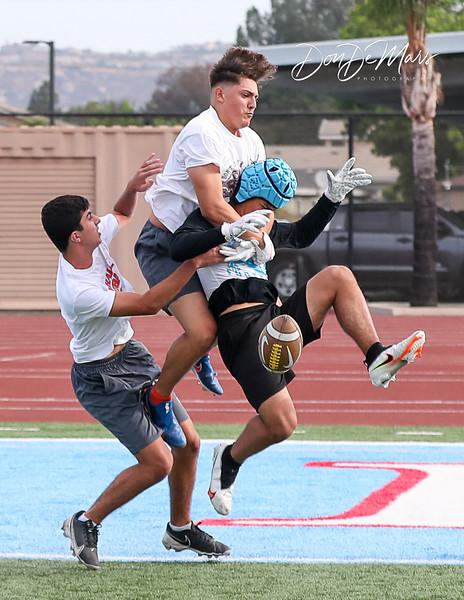 2021-07-10 Passing League Tournament @ El Cajon Valley HS