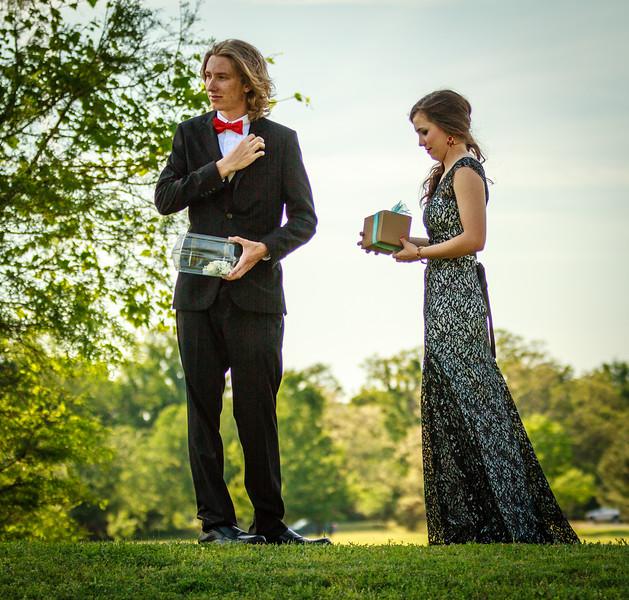 Kody & Emery Senior Prom