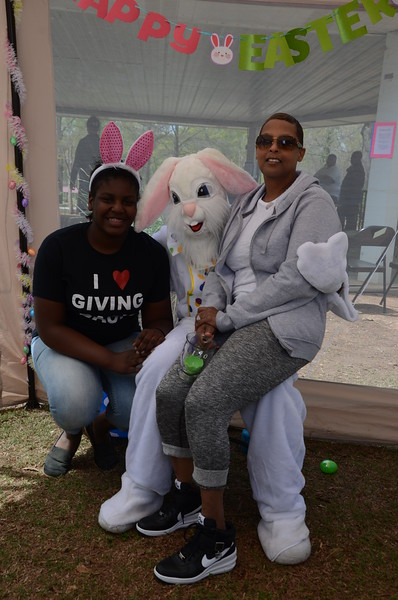 Step To help Easter Event