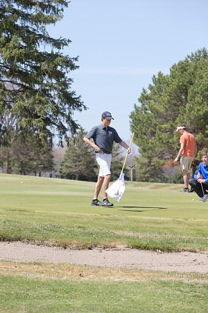 Boys Golf 5/2/18
