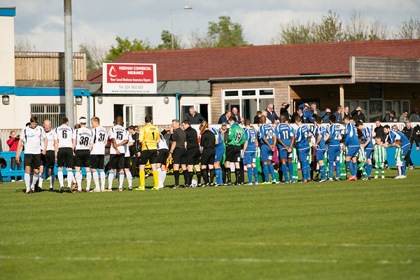 Nuneaton Town 3 - 1 Dartford April 2014