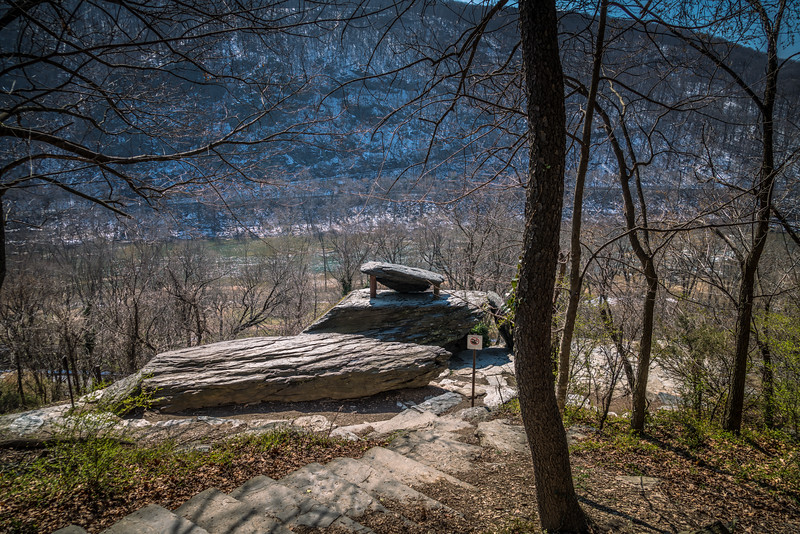 Harper's Ferry WV - Jefferson's Rock
