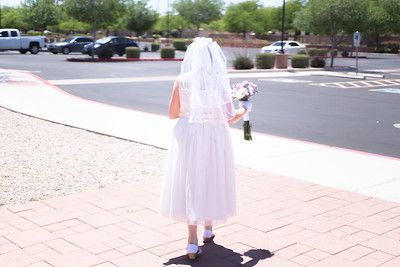 Dionna's First Communion