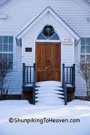 Church Doors and Windows