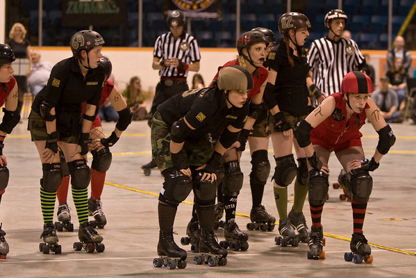 Hammer City Roller Girls