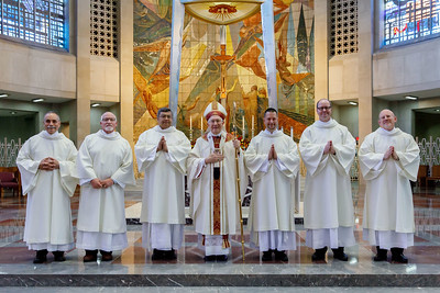 2018 Hartford Ordination of Permanent Deacons