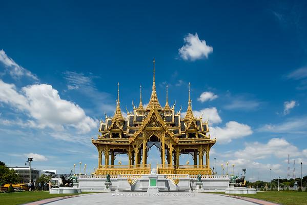 Raun Yod Borom Mangla Nusorani Royal Pavilion