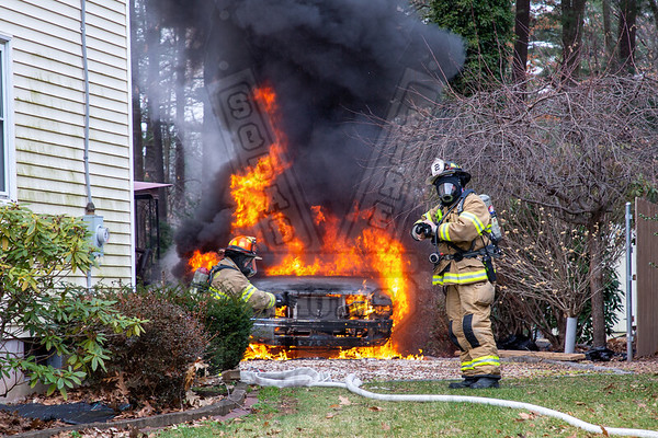 East Hartford, Ct Auto fire 1/14/20