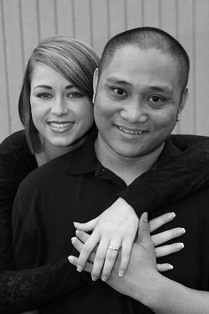 Joe & Amber Engagement Photos