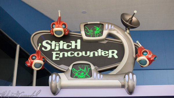 Disneyland Resort, Tokyo Disneyland, Tomorrowland, Stitch Encounter, Stitch, Encounter
