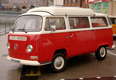 VOLKSWAGEN CAMPER DAY,LINCOLN 17th MARCH 2013