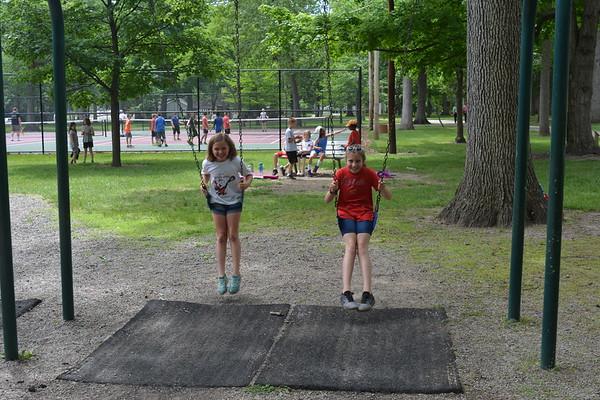 4th Grade Park Day