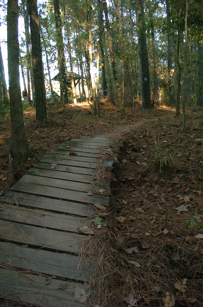 Mini-boardwalk (RS-3) - 6100m