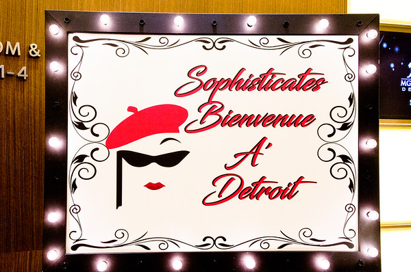 Sophisticates National, 2019 Annual Weekend, Day 3, Farewell Brunch, April 28, 2019
