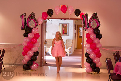 Susie's Sweet 16 - Golden Birthday