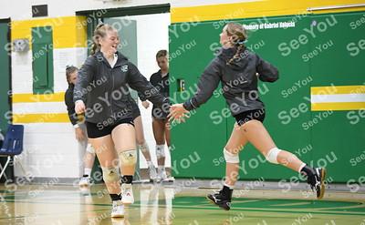 Iowa Falls Vs St. Edmond Volleyball