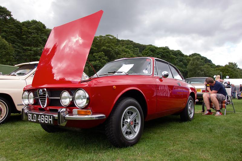 Alfa Romeo 1750GTV from 1970