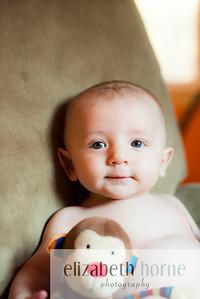 Max, Four Months