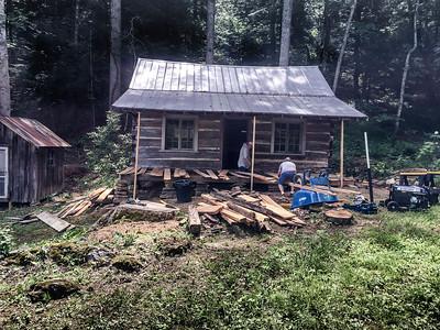 Nature Den Restoration