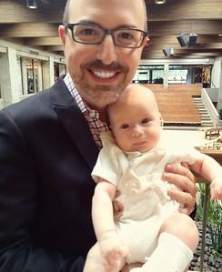 2014 07 20 Jen's Trip to Bennett's Baptism