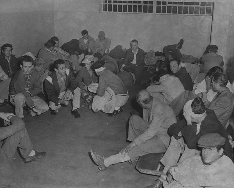 1956, Drunk Tank