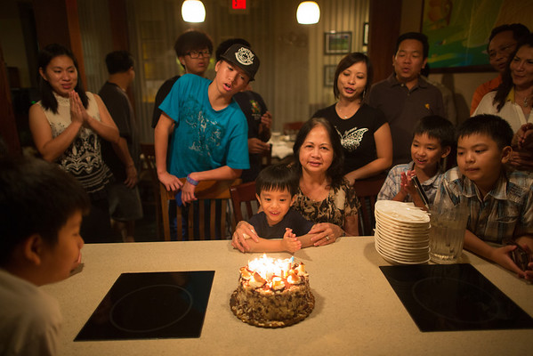 Mom's Birthday Weekend