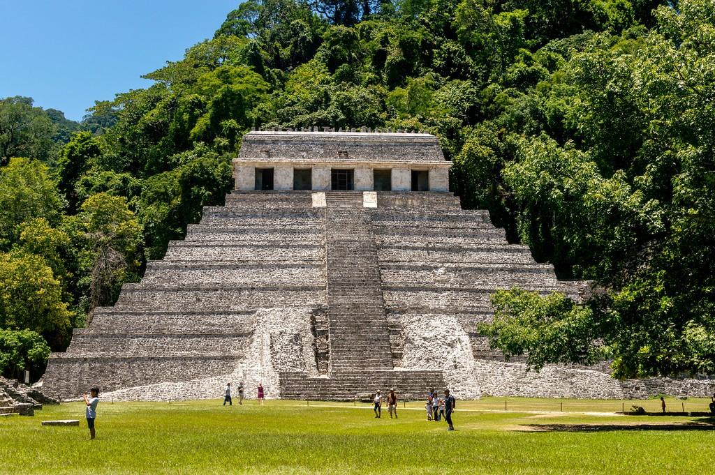 Palenque - best Mexico ruins