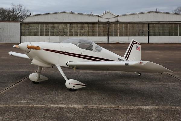 1999 Vans RV-6, Tullahoma, 23Dec19