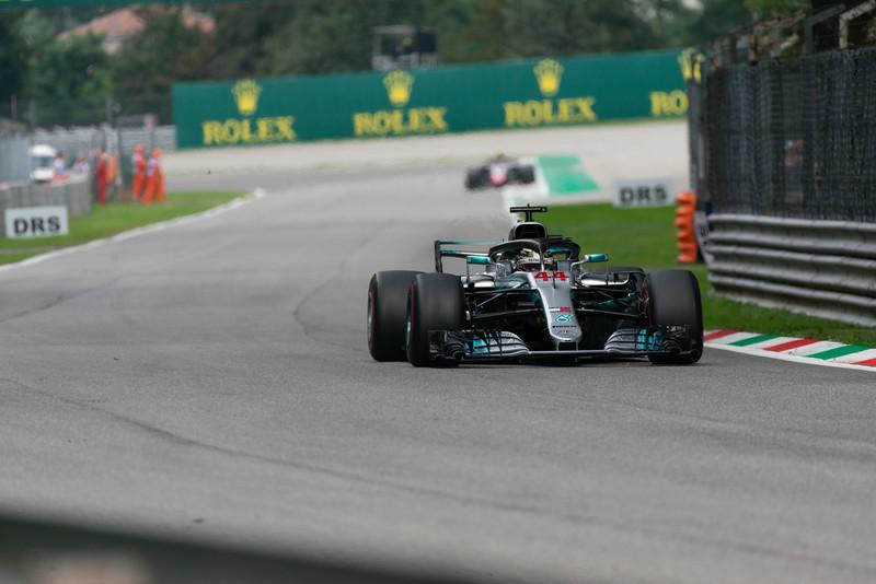 F1 Gran Premio Heineken d'Italia 2018