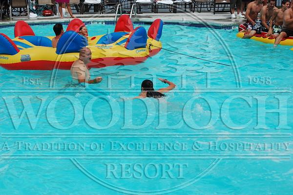 August 15 - Pool Games