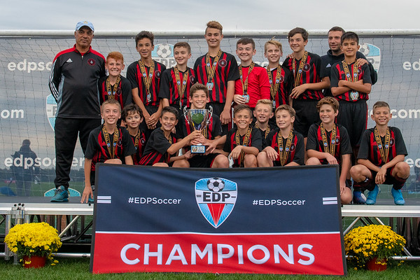 October 13, 2019 - EDP Fall Cup