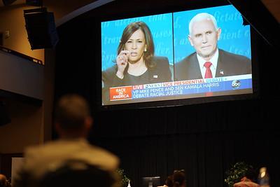 Vice-President Debate Watch Party