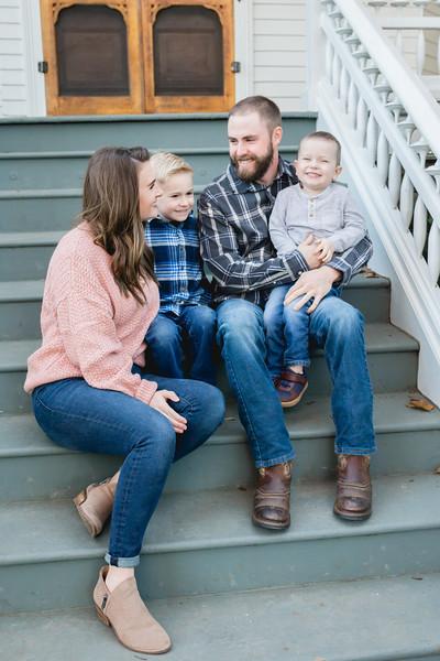 B Family Oct 2020