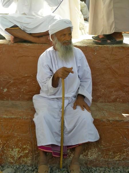in Nizwa, Oman