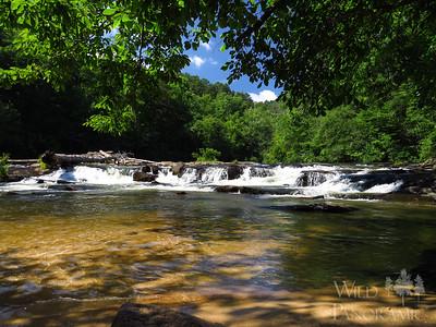 Amicalola River Trail - Edge of the World