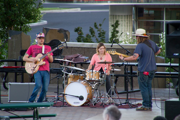 2016-08-05 Sunset Concert Series: Shoot Jake