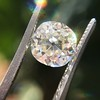 2.13ct Antique Cushion Cut Diamond GIA K SI1 17