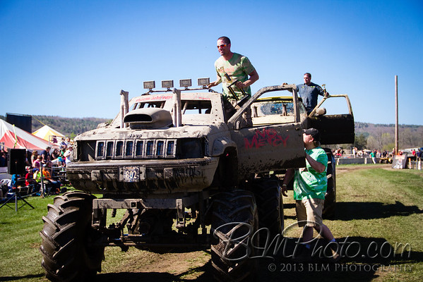May 2013 - Day 2 - MUD DRAGS