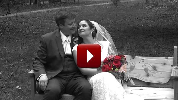 Cara & Stephen Botanic Gardens Wedding